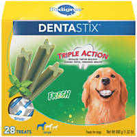 Pedigree Large DentaStix Fresh