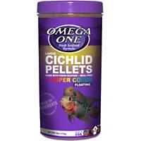 Omega One Cichlid Floating Pellets