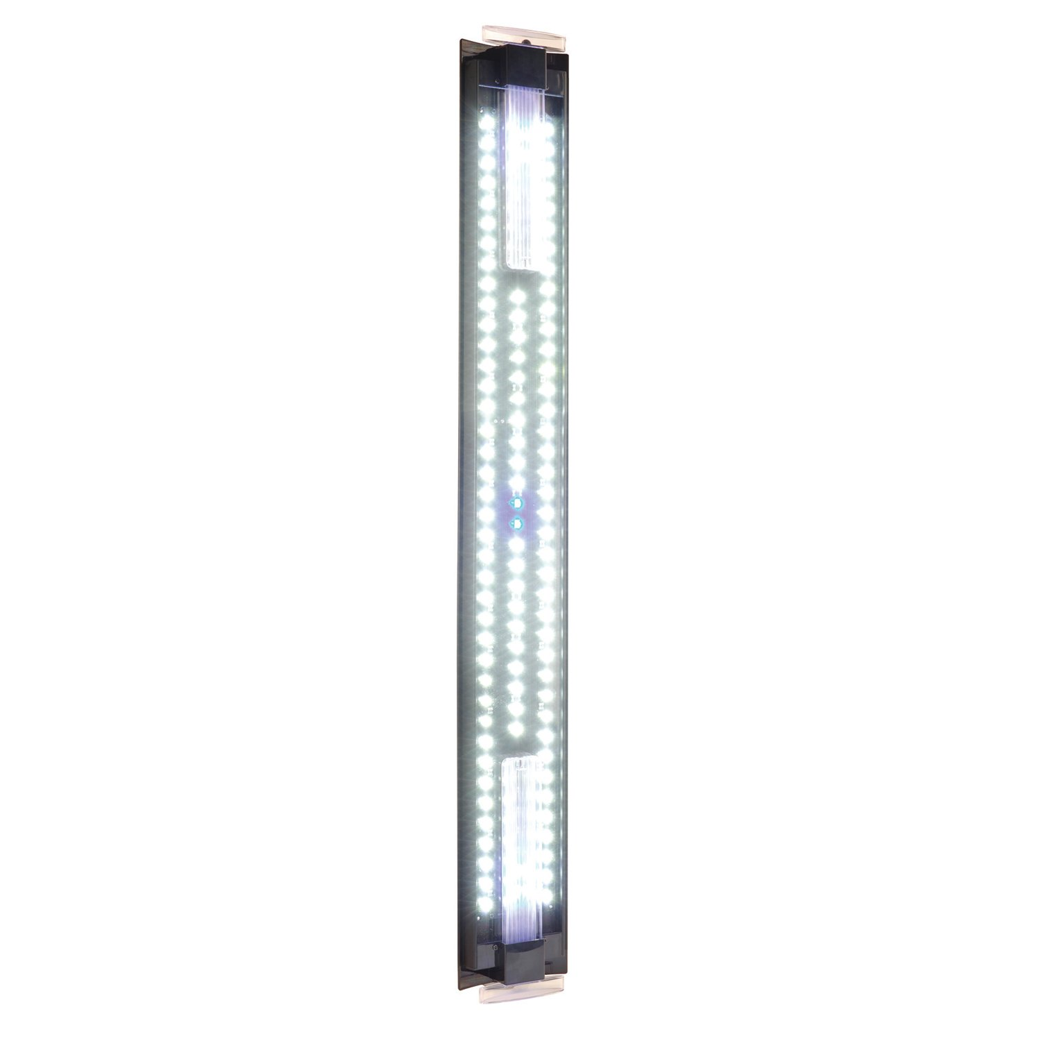 "Fluval Ultra Bright LED Aquarium Strip Light, Adjustable From 36""- 48"" L"