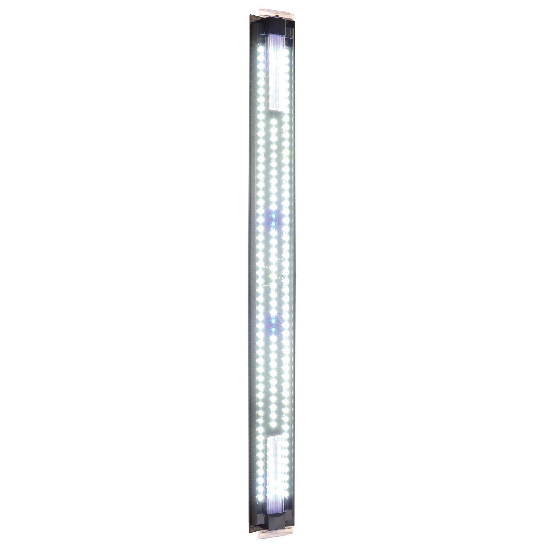 "Fluval Ultra Bright LED Aquarium Strip Light, Adjustable From 48""- 60"" L"