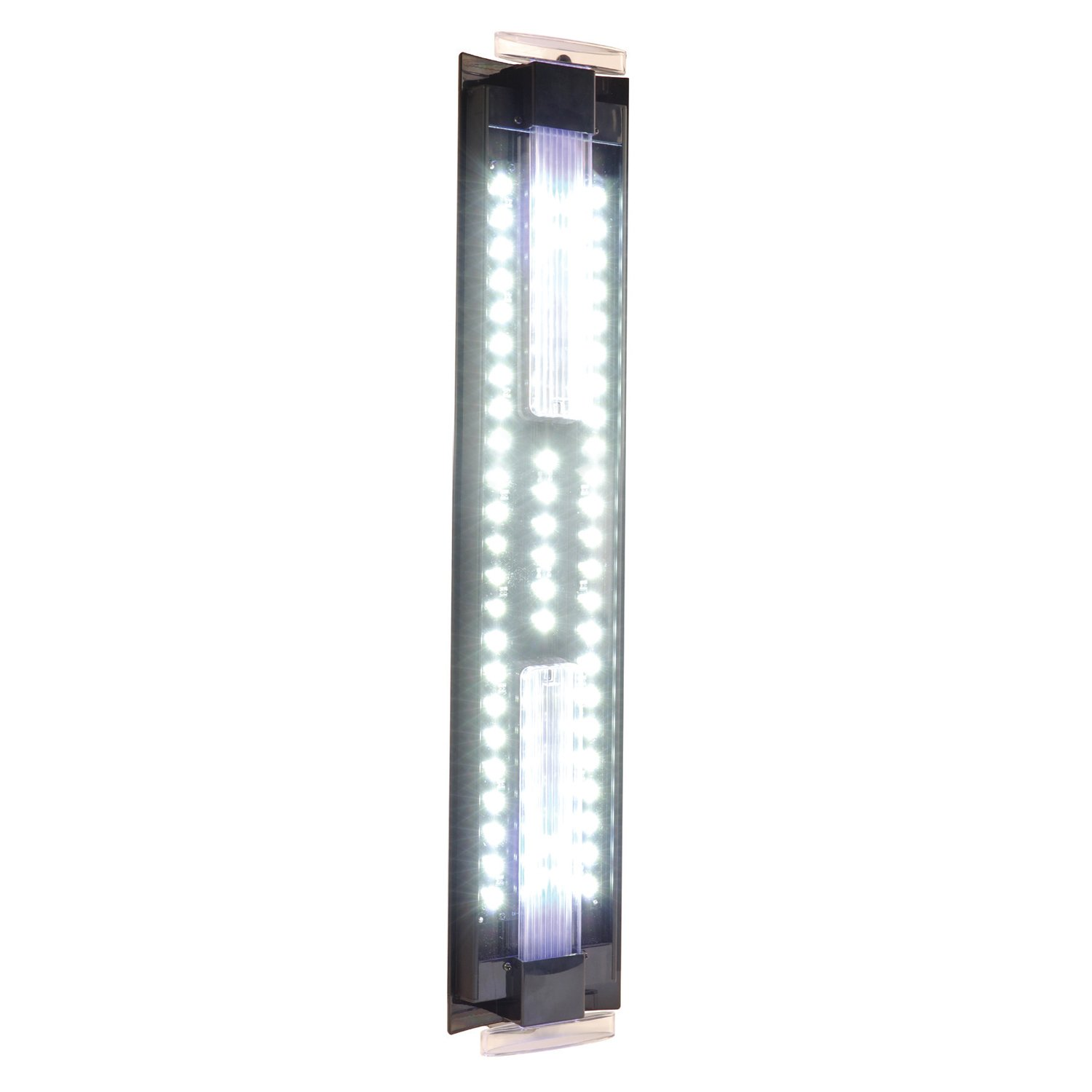 "Fluval Ultra Bright LED Aquarium Strip Light, Adjustable From 18""- 24"" L"
