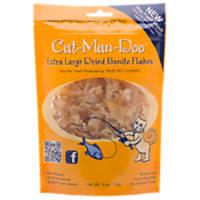 Cat-Man-Doo Dried Bonito Flake Cat Treats