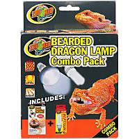 Zoo Med Bearded Dragon Lamp Combo Pack