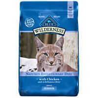 Blue Buffalo Wilderness Indoor Chicken Adult Dry Cat Food