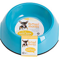 Bowlmates by Petco X-Small Round Base in Blue