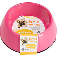 Bowlmates by Petco Small Round Base in Pink