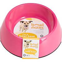 Bowlmates by Petco Medium Round Base in Pink