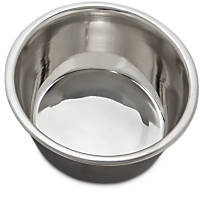 Bowlmates by Petco X-Small Stainless Steel Bowl Insert