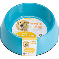Bowlmates by Petco Large Round Base in Blue