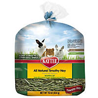 Kaytee All Natural Timothy Wafer-Cut Hay for Rabbits & Small Animals