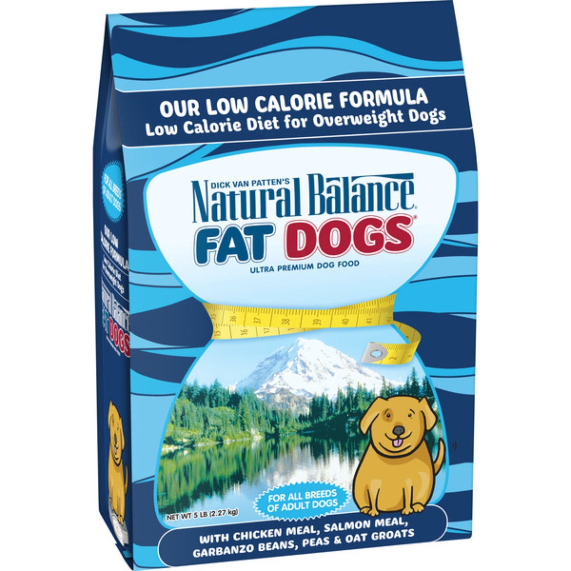 Natural Balance Fat Dogs Adult Dog Food
