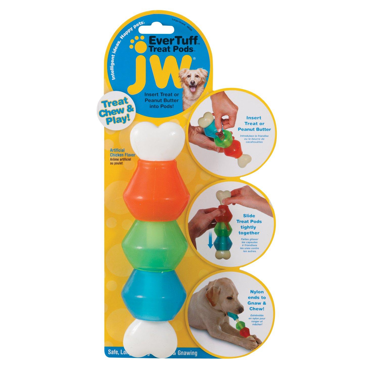 JW Pet Treat Pod Dog Toy