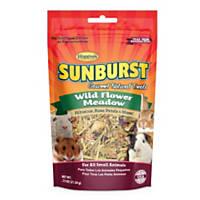 Higgins Sunburst Wild Flower Meadow Gourmet Treats for Small Animals