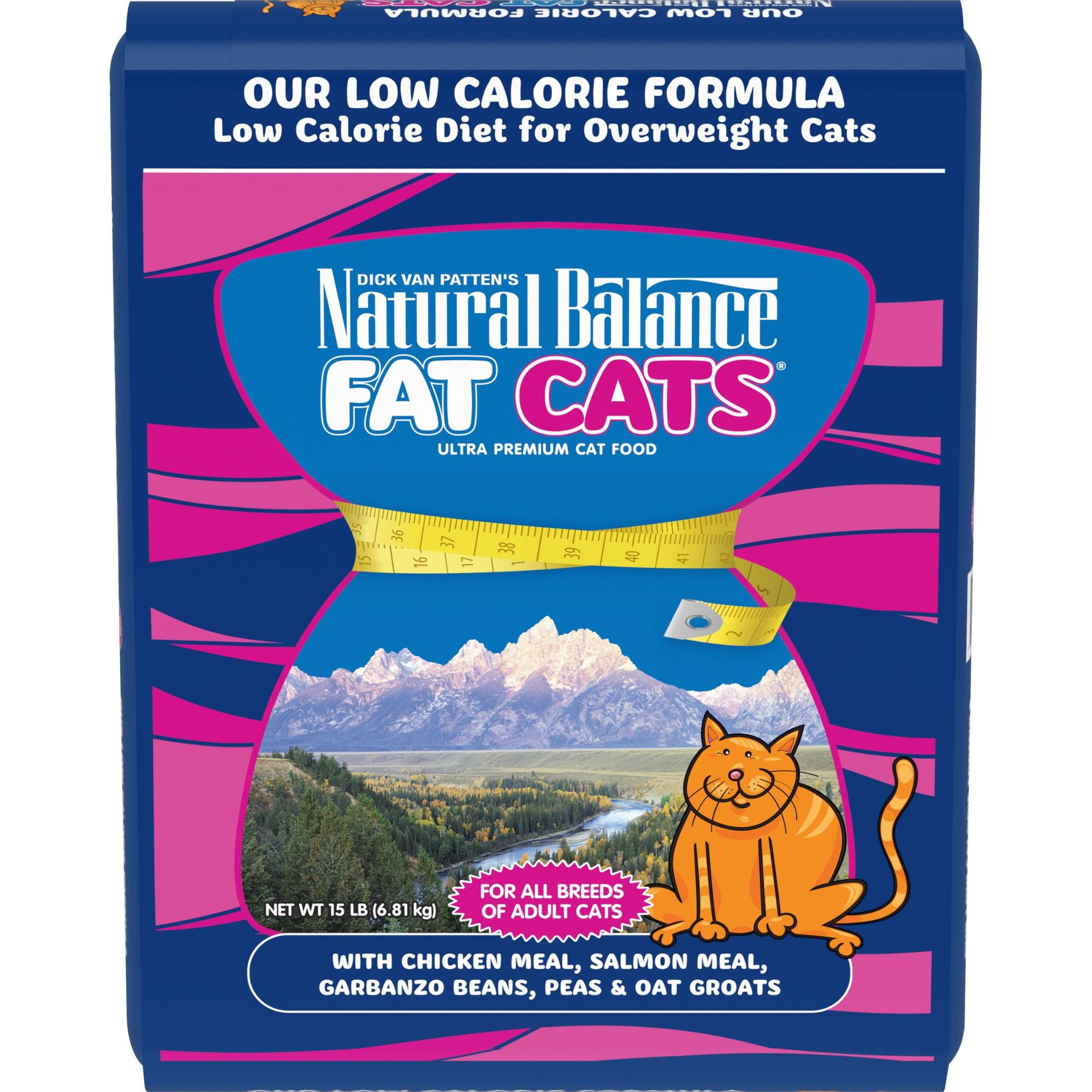 Natural Balance Fat Cats Adult Cat Food