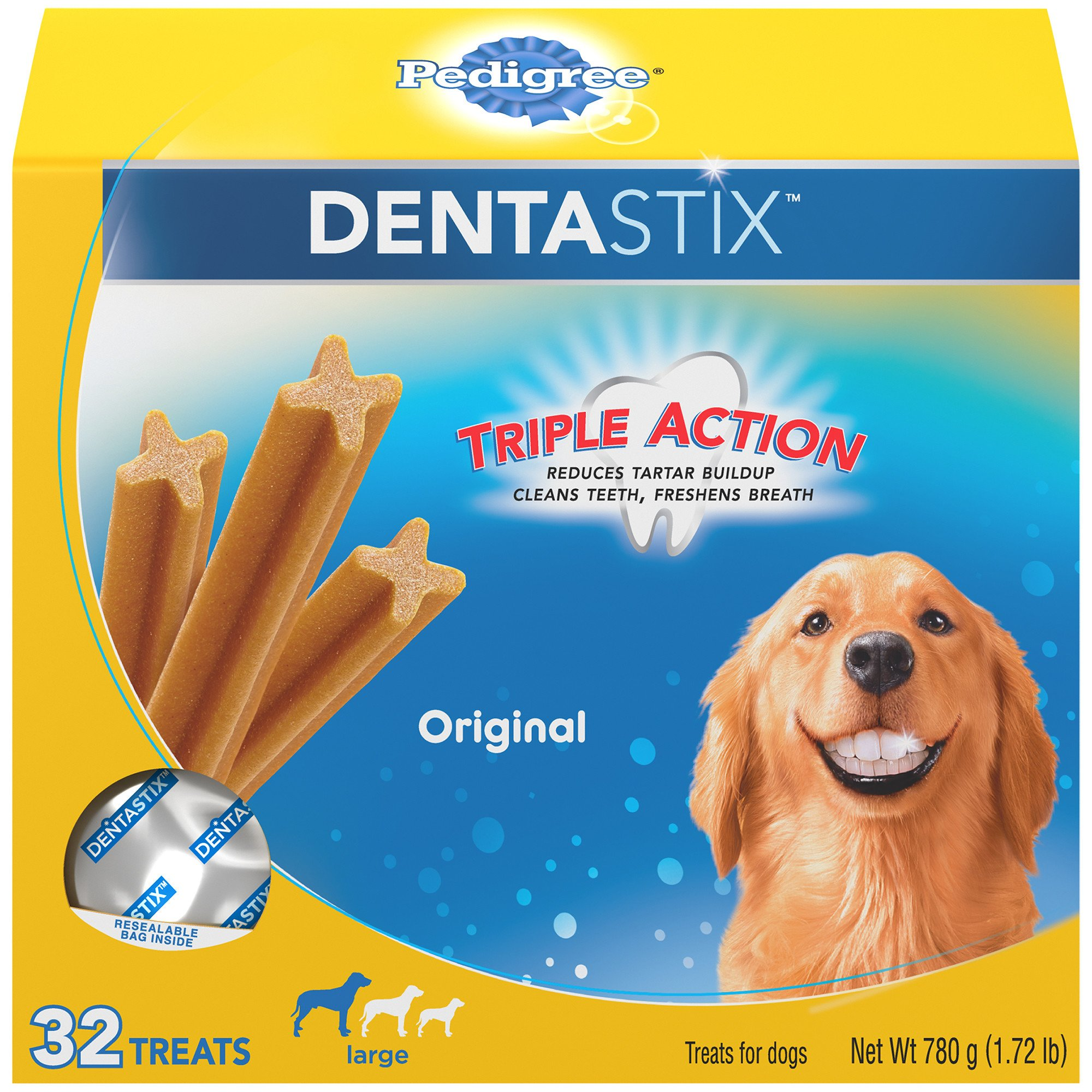 Pedigree Large DentaStix