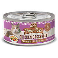 Merrick Purrfect Bistro Grain Free Chicken Casserole Canned Cat Food