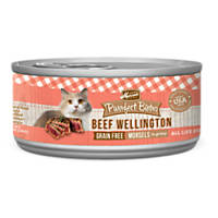 Merrick Purrfect Bistro Grain Free Beef Wellington Canned Cat Food