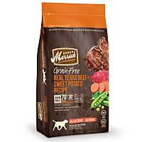 Merrick Grain Free Real Texas Beef & Sweet Potato Dog Food