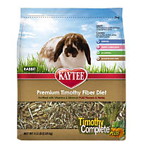 Kaytee Timothy Complete Plus Flowers & Herbs Rabbit Food