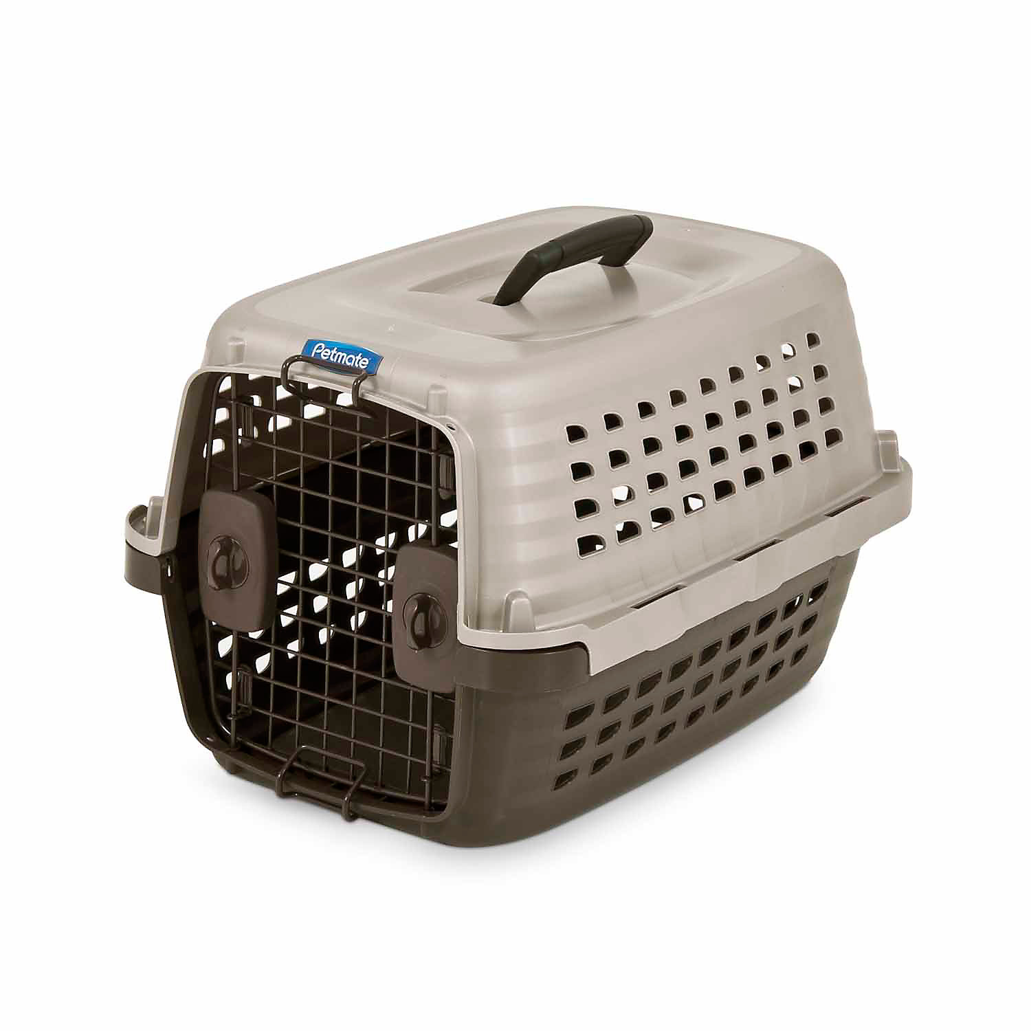 Petmate Navigator Pet Kennel 19 L X 12.7 W X 11.5 H Xx Small Brown
