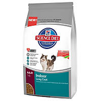 Hill's Science Diet Indoor Long Coat Adult Cat Food