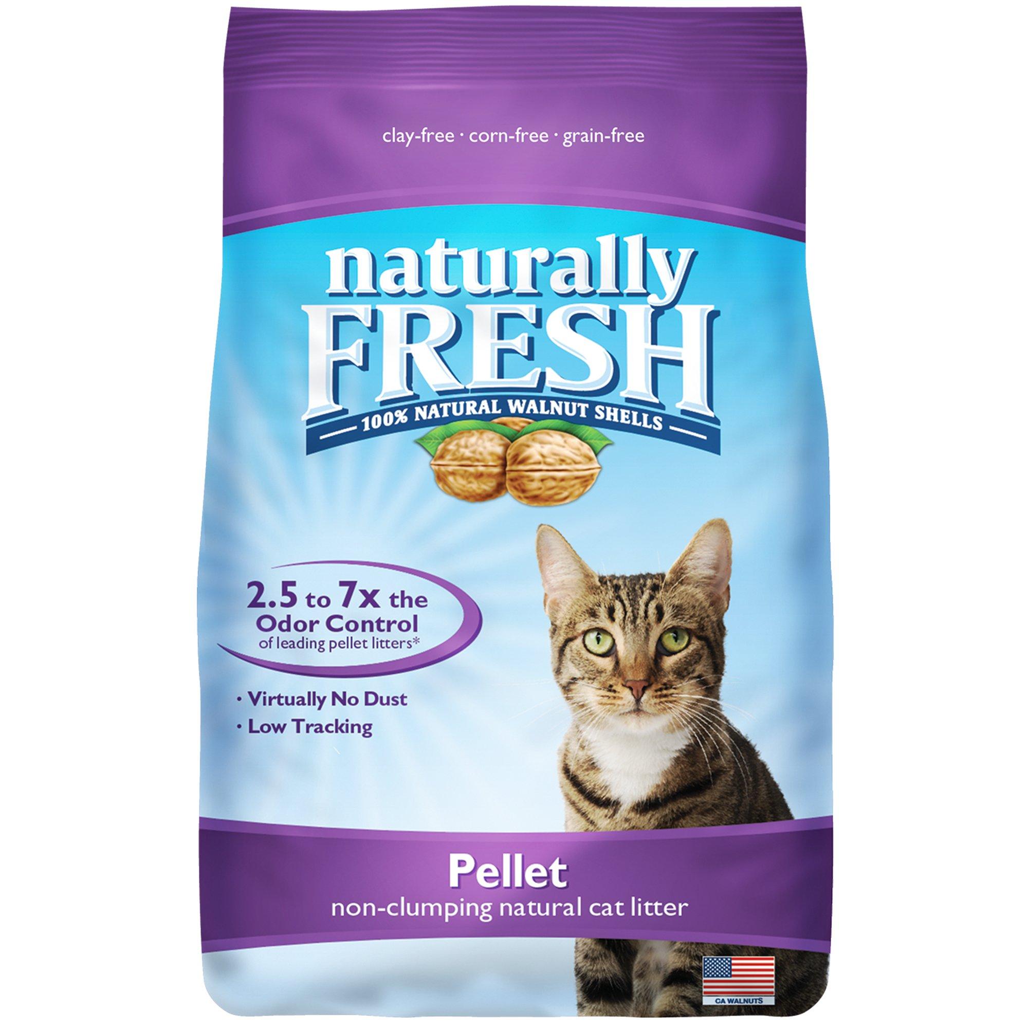 Blue Naturally Fresh Pellet Non-Clumping Cat Litter