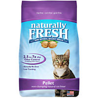 Blue Naturally Fresh Pellet Non-Clumping Cat Litter