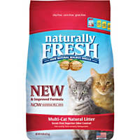 Blue Naturally Fresh Multi-Cat Clumping Cat Litter