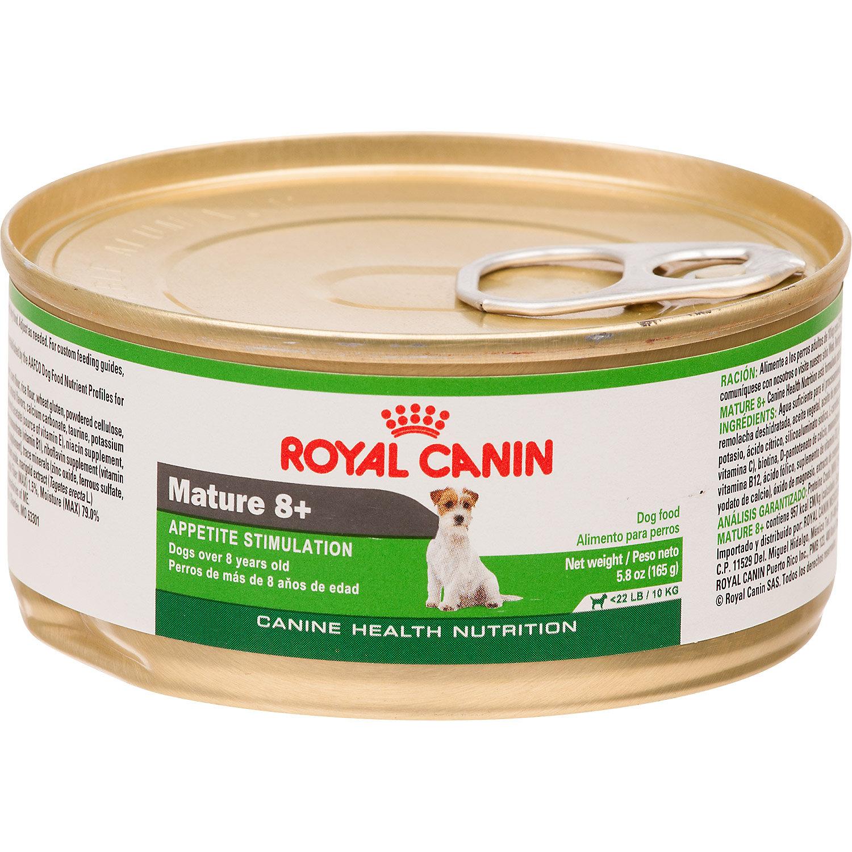 royal canin mature 8 plus canine health nutrition canned senior dog food case ebay. Black Bedroom Furniture Sets. Home Design Ideas
