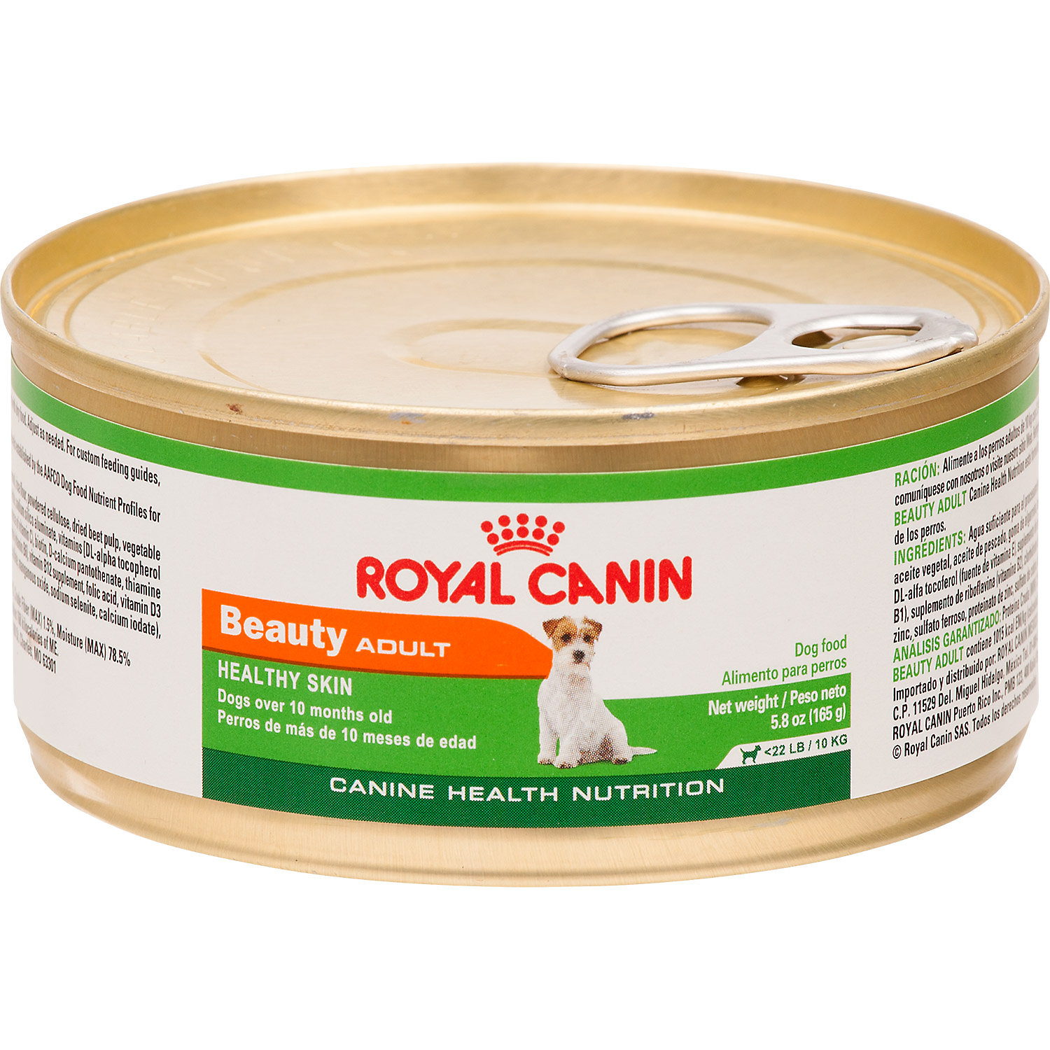 royal canin beauty canine health nutrition canned adult dog food case of 24 ebay. Black Bedroom Furniture Sets. Home Design Ideas