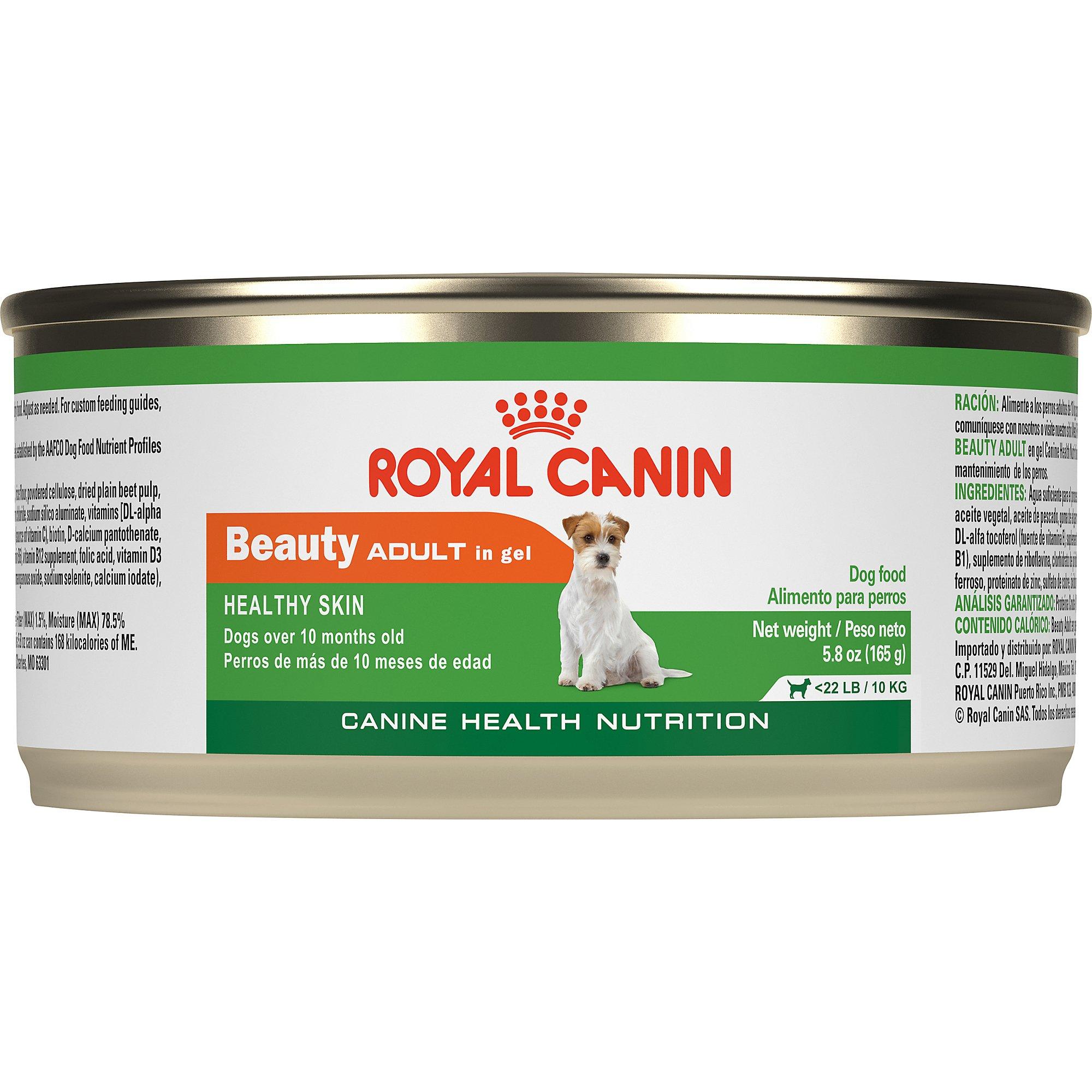Royal Canin Beauty Adult Canned Dog Food   Oz