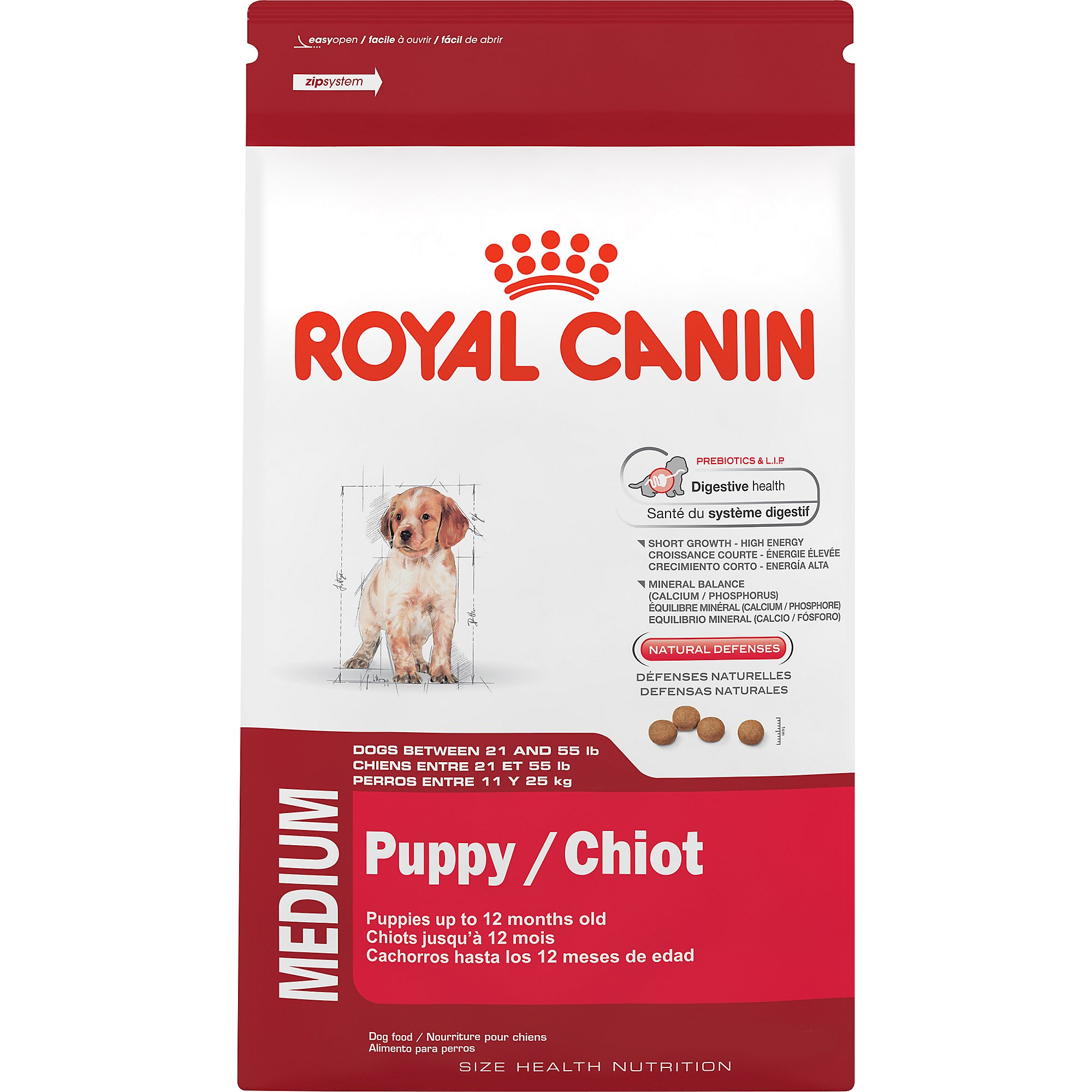 royal canin medium puppy food petco. Black Bedroom Furniture Sets. Home Design Ideas
