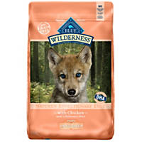 Blue Buffalo Wilderness Chicken Large Breed Puppy Food