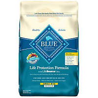 Blue Buffalo Life Protection Chicken & Brown Rice Small Bites Senior Dog Food