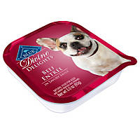 Blue Buffalo Divine Delights Beef in Sauce Wet Dog Food