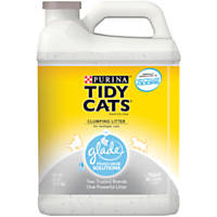 Tidy Cats Scoop Tough Odor Solutions with Glade Cat Litter
