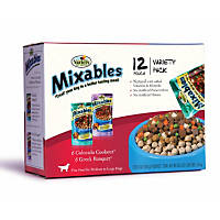 Mixables Variety Packs for Medium to Large Dogs, Colorado Cookout and Greek Banquet