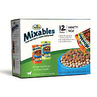 Mixables Variety Packs for Medium to Large Dogs, Cape Cod Picnic & Tuscan Grille