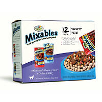 Mixables Variety Packs for Medium to Large Dogs, Grandma's Country Stew and Outback BBQ