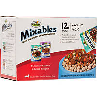 Mixables Variety Packs for Small to Medium Dogs, Colorado Cookout and Greek Banquet