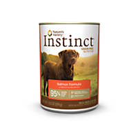 Nature's Variety Instinct Grain-Free Salmon Canned Dog Food