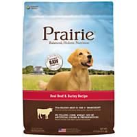 Nature's Variety Prairie Beef & Barley Dog Food