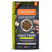 Nature's Variety Instinct Healthy Weight Grain-Free Chicken Meal Dog Food