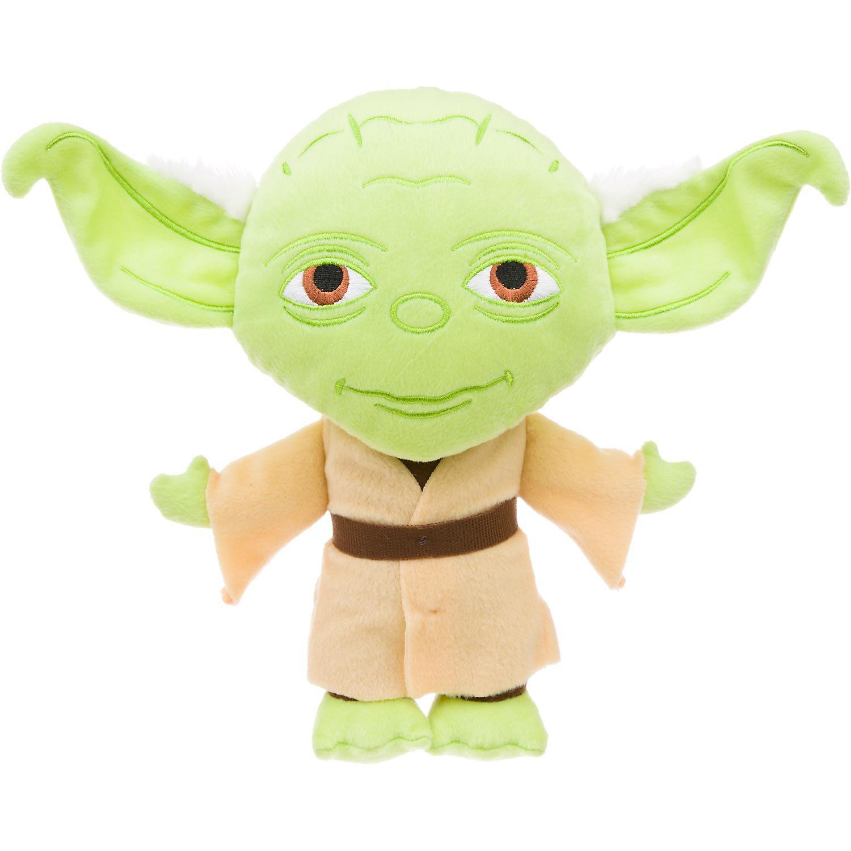 STAR WARS Yoda Plush Dog Toy
