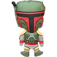 STAR WARS Boba Fett Canvas Dog Toy