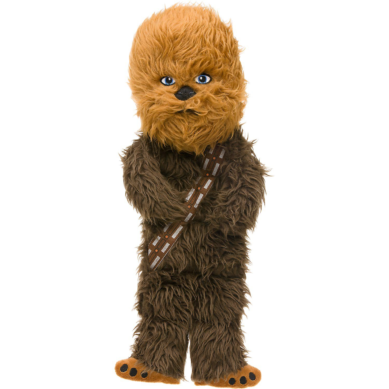 STAR WARS Chewbacca Multi-Squeaker Dog Toy