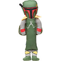STAR WARS Boba Fett Stick Dog Toy