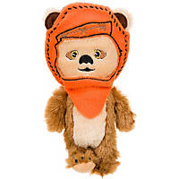STAR WARS Ewok Plush Dog Toy