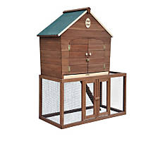 Merry Products Ranch House Chicken Coop