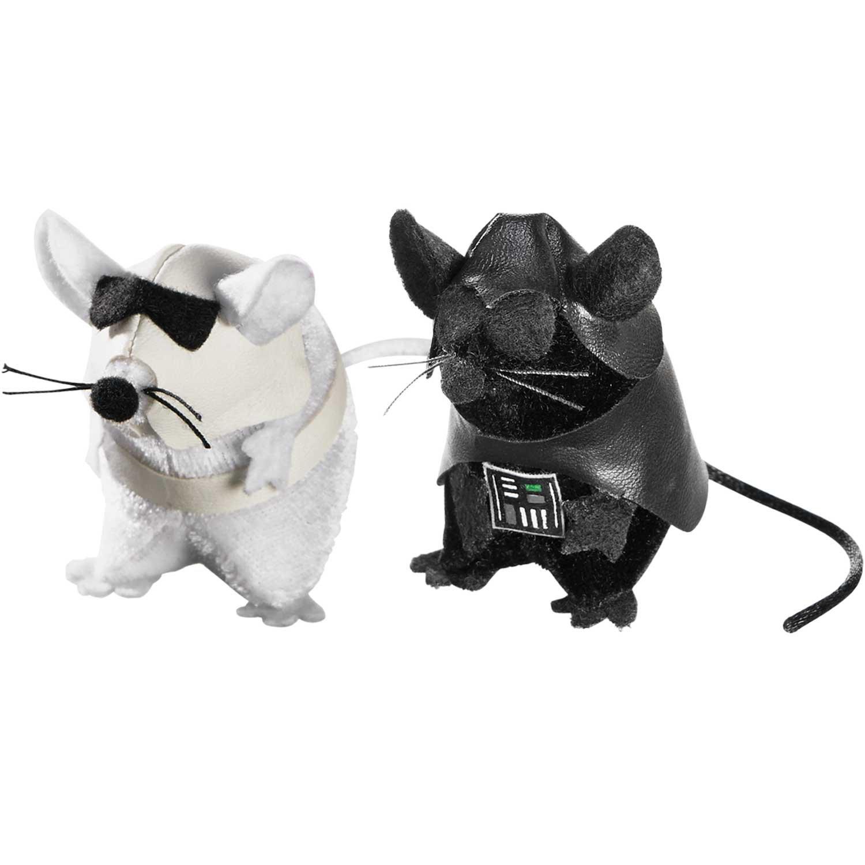 STAR WARS Darth Vader & Stormtrooper Mice Cat Toys